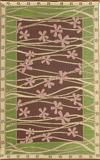 Tall Grass – Brown & Pink
