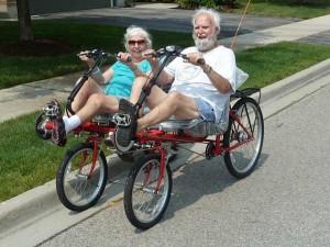 Ken & Nan at 85!